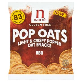 Nairns Pop Oats BBQ