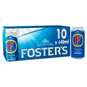 Foster's fridge pack