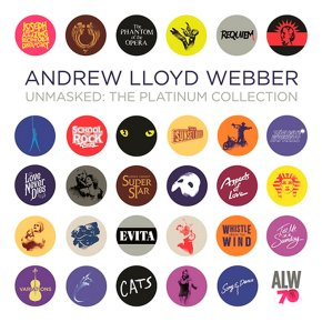 CD Andrew Lloyd Webber Platinum Collection