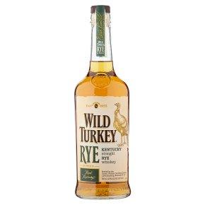 Wild Turkey Kentucky Rye Whiskey