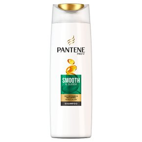 Pantene Pro V Smooth & Sleek Normal-Thick Hair Shampoo