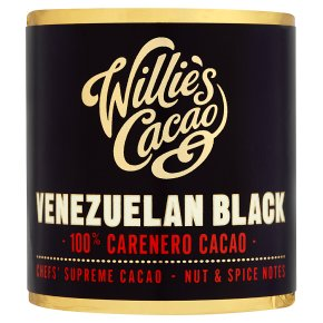 Willie's cacao Venezuelan black