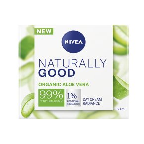 Nivea Naturally Good Day Cream