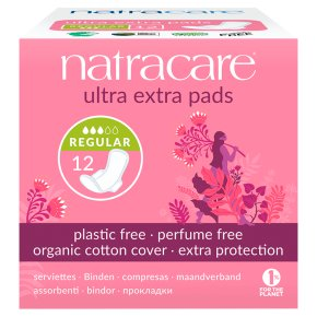 Natracare Ultra Extra Pads Normal
