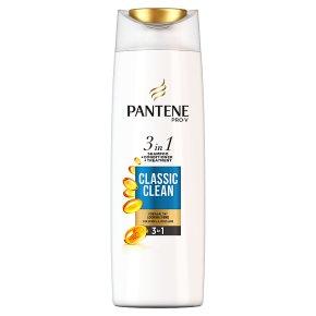 Pantene Pro V Classic Clean 2 in 1 Shampoo