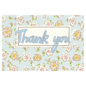 Salisbury Thank You Cards