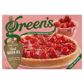 Green's Red Jelly Glaze Mix (twin pack)