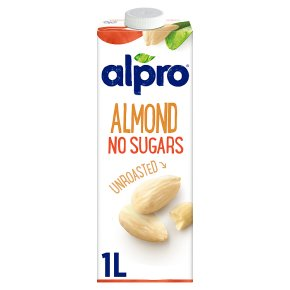 Alpro Unroasted Almond Unsweetened