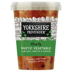 Yorkshire Provender Rustic Vegetable Broth