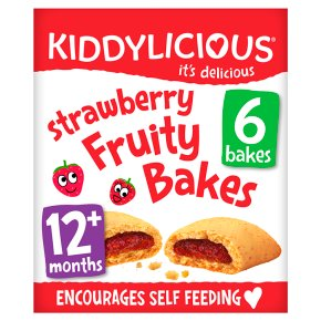 Kiddylicious Fruity Bakes Strawberry