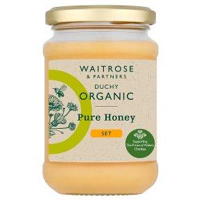Waitrose Duchy Pure Set Honey