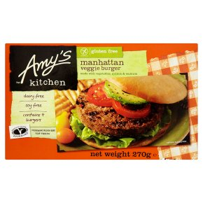 Amy's Kitchen Manhattan Veggie Burger