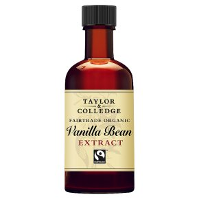 Taylor & Colledge Vanilla Bean Extract