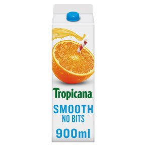 Tropicana Smooth Orange Juice