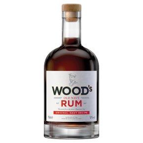 Woods Navy Rum