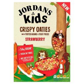 Jordans Grin-ola Strawberry