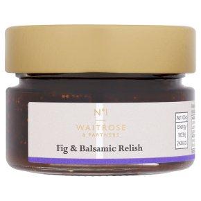 No.1 Fig & Balsamic Relish