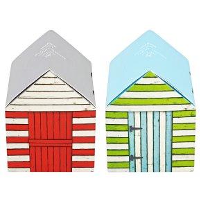Waitrose Extra Soft White Tissues Beach Hut Box