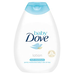 Baby Dove Lotion Rich