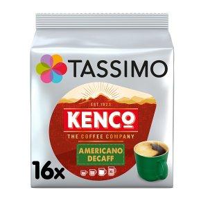 Tassimo Kenco Decaff Capsules