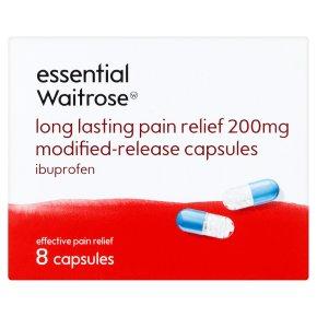 essential Waitrose 200mg Ibuprofen