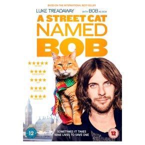 DVD A Street Cat Named Bob
