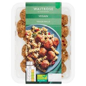 Waitrose Vegan Veggie Balls