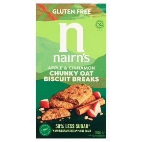 Nairns Chunky Apple & Cinnamon