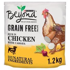 Beyond Grain Free Dog Food Chicken with Cassava