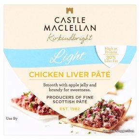 Castle MacLellan Light Chicken Liver Pâté