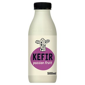 The Collective Dairy Kefir Drink Passion Fruit 'n' Ginseng