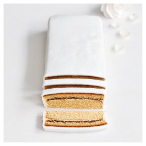 Golden Sponge Wedding Cutting Bar