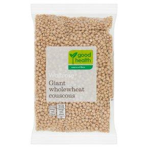 Waitrose, LOVE life, wholewheat couscous