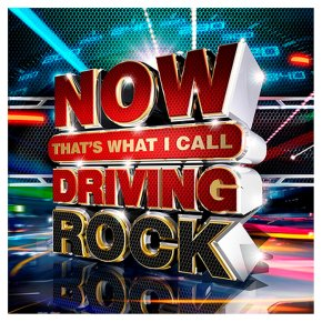 CD Now That's Classic Driving Rock