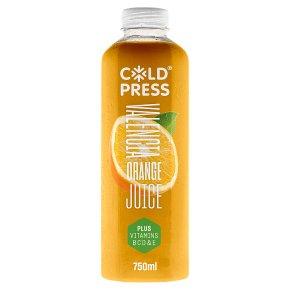 Coldpress Valencia Orange Juice