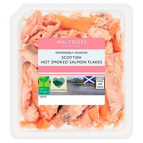 Waitrose kiln roasted Scottish salmon flakes