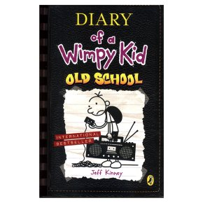 Diary of a Wimpy Kid Old School Jeff Kinney