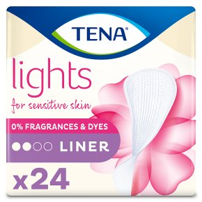 lights by Tena liners