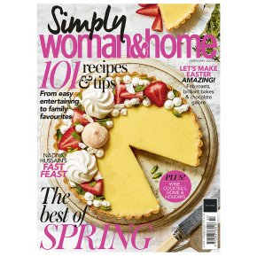 Woman & Home Feel Good Food magazine