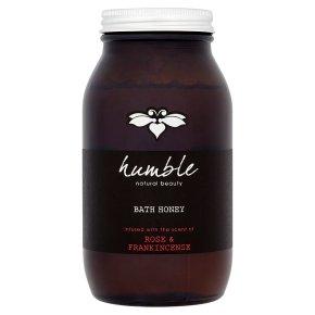 Humble Bath Honey Rose & Frankincense