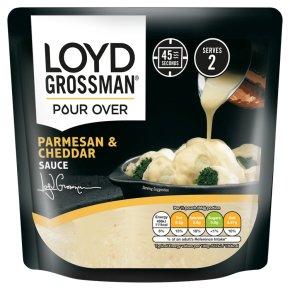 Loyd Grossman parmesan sauce