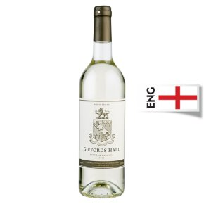 Giffords Hall Suffolk Bacchus, English, White Wine