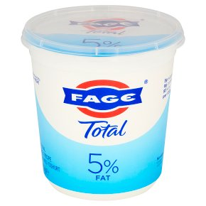 Total Greek strained yoghurt