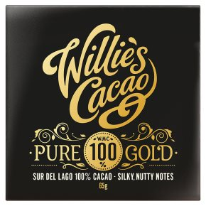 Willie's Cacao Pure Gold