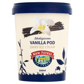 NForest Vanilla Pod Ice Cream