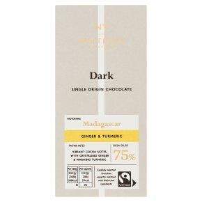 No.1 Dark Chocolate with Ginger & Turmeric