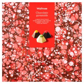 Waitrose Chocolate Pyramids