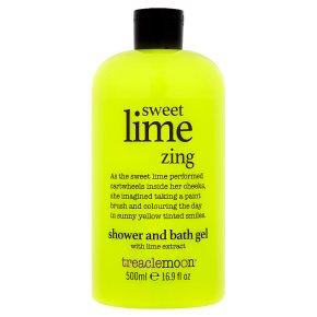 Treaclemoon Sweet Lime Zing