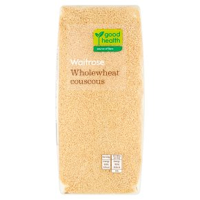 Waitrose LoveLife Wholewheat Couscous