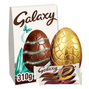 Galaxy Easter Indulgence Egg